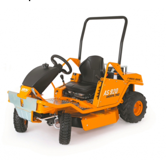 sherpa commercial mower