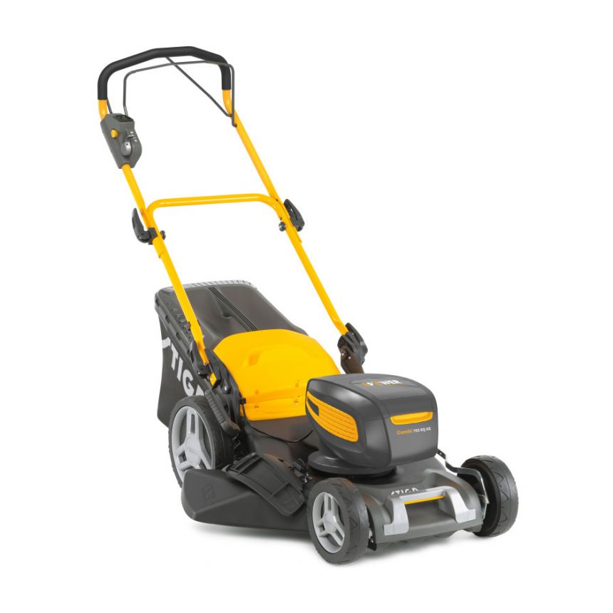 Stiga cordless mower