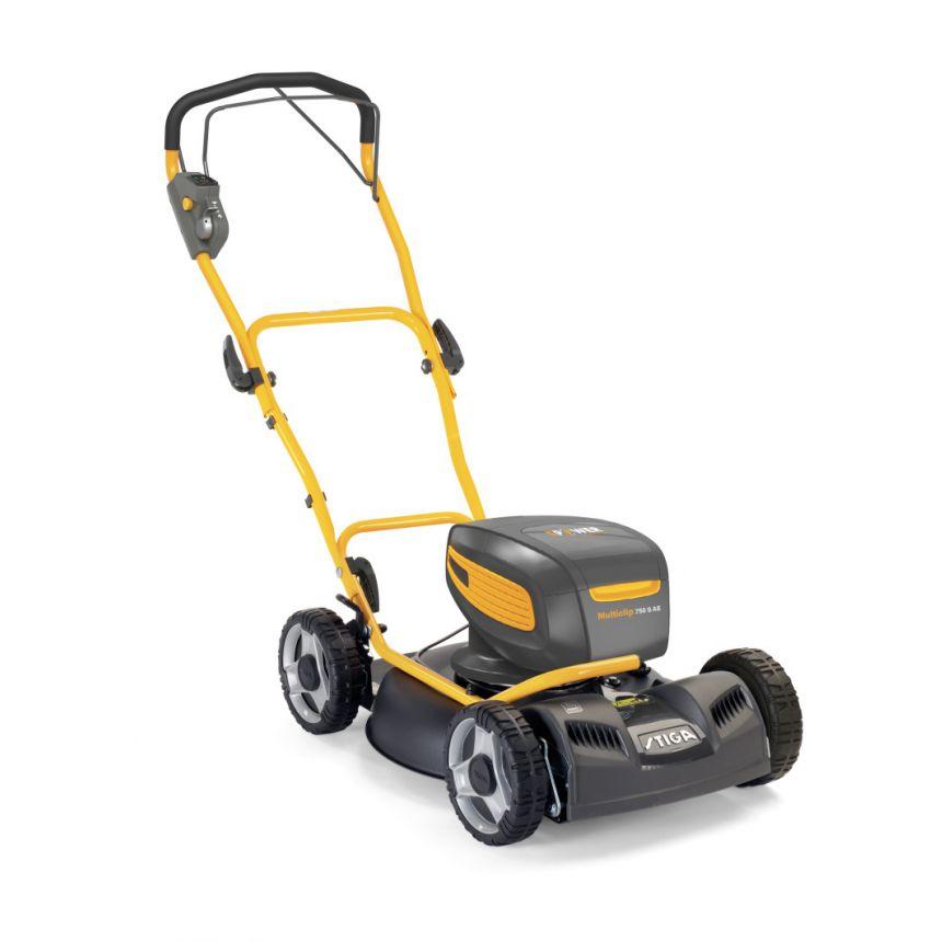 stiga cordless mulch mower