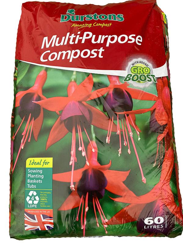 60litre multi purpose compost bag