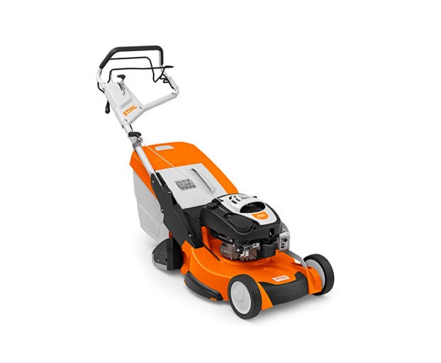 stihl roller mower