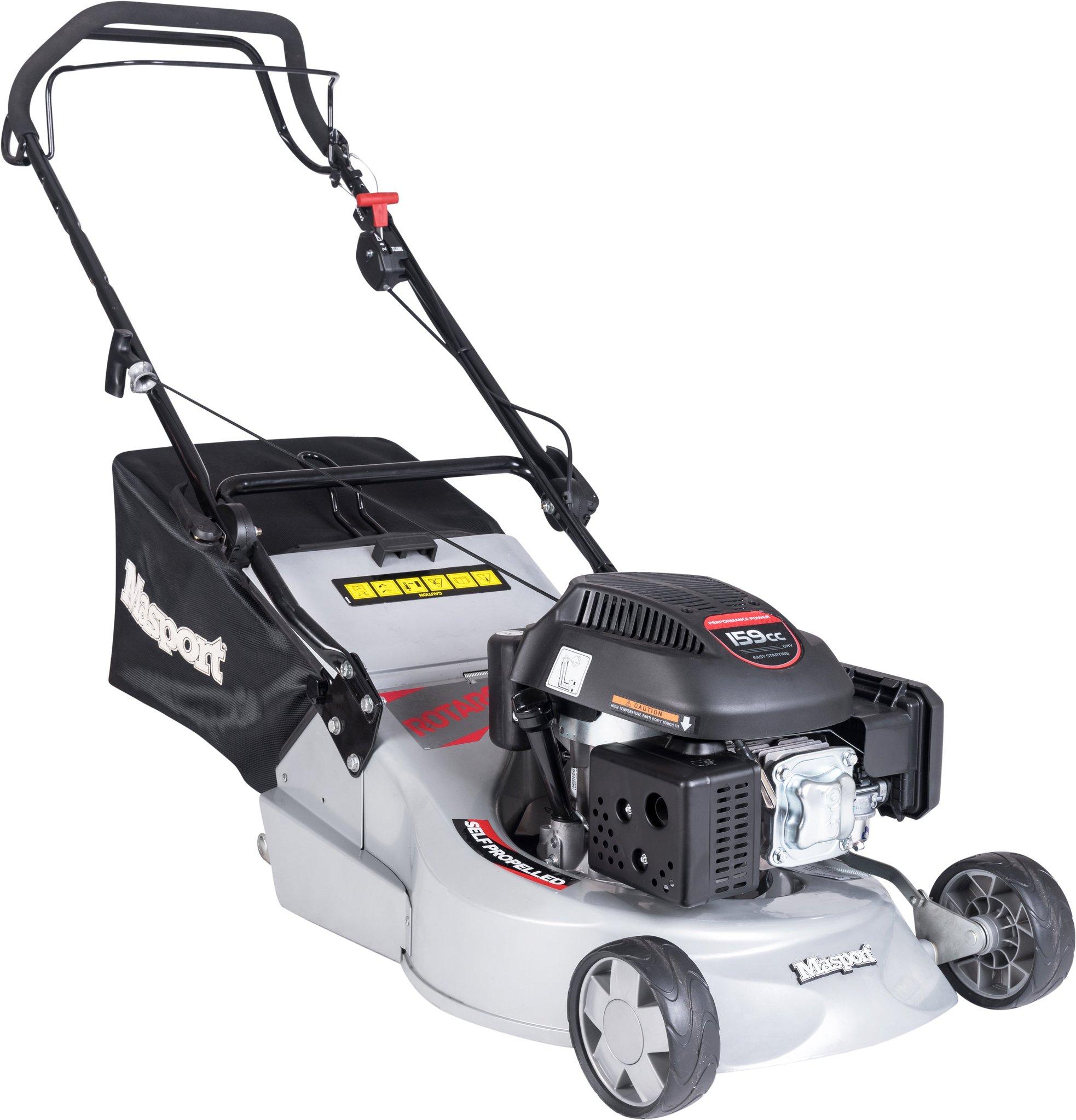 masport RRSP 18L roller mower
