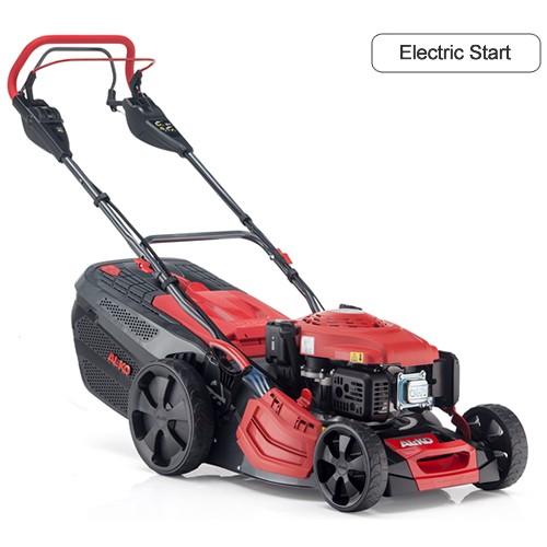 alko mower electric start
